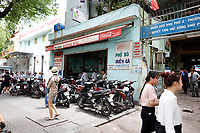 street life, in Ho-Chi-Minh city district 1