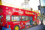 """""""Starline Tours"""" of Hollywood CA 