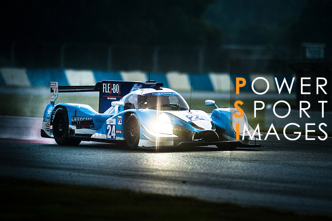 Algarve Pro Racing, #24 Ligier JSP2 Judd, driven by Tack Sung Kim, Andrea Roda, Matthew Mcmurry in action during Asian LMS Qualifying (LMP2, LMP3, CN) of the 2016-2017 Asian Le Mans Series Round 1 at Zhuhai Circuit on 29 October 2016, Zhuhai, China.  Photo by Marcio Machado / Power Sport Images