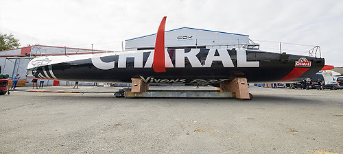 new-generation Charal revealed that the IMOCA 60 concept had made a significant design advance