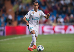 Lucas Vazquez of Real Madrid in action during the UEFA Champions League 2017-18 match between Real Madrid and Tottenham Hotspur FC at Estadio Santiago Bernabeu on 17 October 2017 in Madrid, Spain. Photo by Diego Gonzalez / Power Sport Images