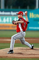 Jeff Mandel ---  At the annual California League-Carolina League all-star game at the Diamond in Lake Elsinore, CA - 06/23/2009. The game was won by the California League, 2-1, on a walk-off homerun by Lancaster's Jon Gaston..Photo by:  Bill Mitchell/Four Seam Images