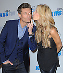 Ryan Seacrest and Ellen K attends the 102.7 KIIS FM'S Jingle Ball 2012 held at The Nokia Theater Live in Los Angeles, California on December 01,2012                                                                               © 2012 DVS / Hollywood Press Agency