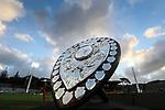 Ranfurly Shield during the Mitre 10 Cup Ranfurly Shield Rugby Match between Taranaki and Manawatu at Yarrow Stadium, New Plymouth, Auckland,  New Zealand. Wednesday 11th October 2017. Photo: Simon Watts / www.bwmedia.co.nz