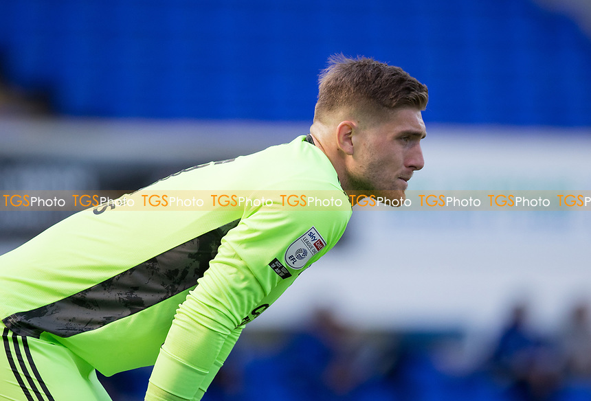 Tomas Holy of Ipswich Town during Ipswich Town vs Wigan Athletic, Sky Bet EFL League 1 Football at Portman Road on 13th September 2020