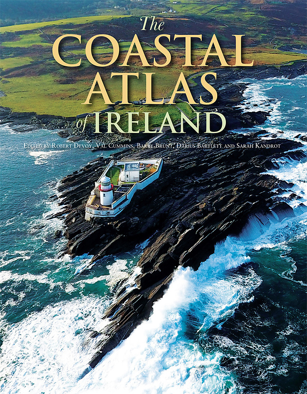 The first Coastal Atlas of Ireland is ambitious and multidisciplinary