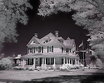 L. P. Best House, Warsaw, North Carolina (Infrared)