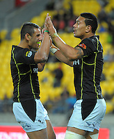 131005 ITM Cup Rugby - Wellington v Auckland