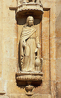 Dominikanische Republik, Kathedrale Catedral Santa Maria Menor  in Santo Domingo, erbaut 1523-1540, UNESCO-Weltkulturerbe