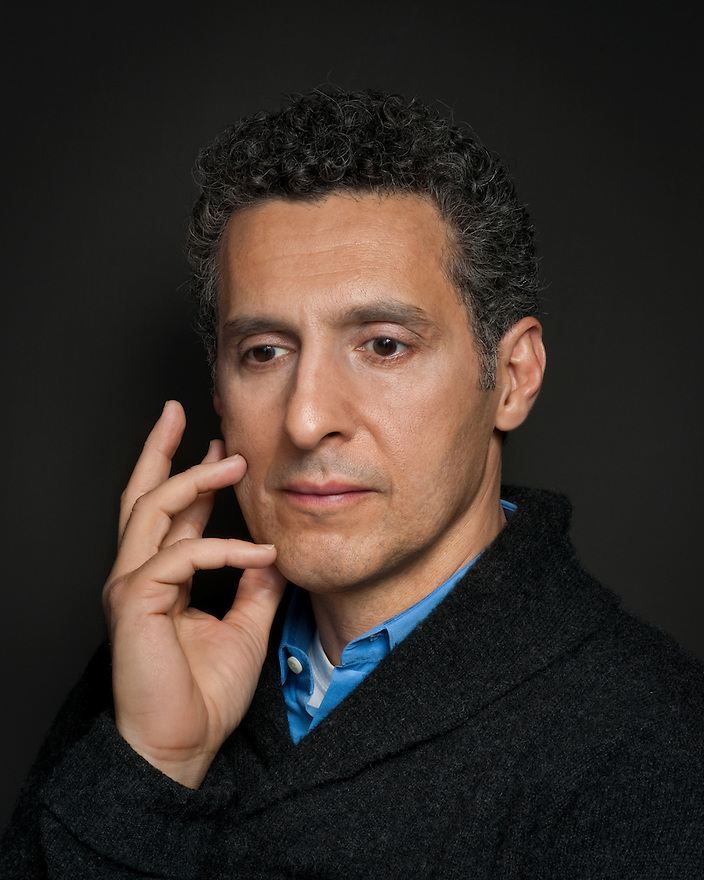 """Actor John Turturro photographed for the Creative Coalition """"It Starts with the Arts"""" Project"""