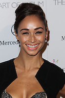 LOS ANGELES, CA - JANUARY 11: Cara Santana at The Art of Elysium's 7th Annual Heaven Gala held at Skirball Cultural Center on January 11, 2014 in Los Angeles, California. (Photo by Xavier Collin/Celebrity Monitor)