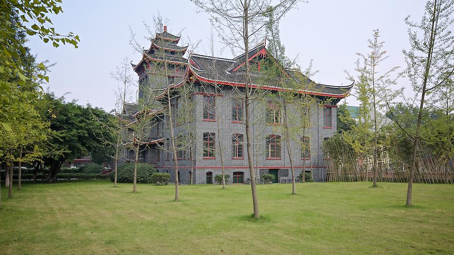 Sichuan University School Of Dentistry, Chengdu
