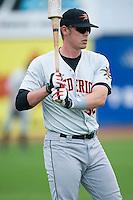 Matt Wieters (32) of the Frederick Keys at Ernie Shore Field in Winston-Salem, NC, Sunday, April 20, 2008.