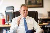 Altbundespraesident Christian Wulff, CDU.<br /> 16.9.2020, Berlin<br /> Copyright: Christian-Ditsch.de
