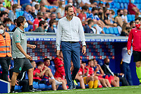 12th September 2021: Barcelona, Spain:  Vicente Moreno during the Liga match between RCD Espanyol and Atletico de Madrid at RCDE Stadium in Cornella, Spain.