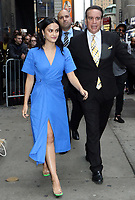 NEW YORK, NY- October 14: Camila Mendes at Good Morning America promoting the new season of CW's series Riverdale in New York City on October 14, 2019. Credit: RW/MediaPunch