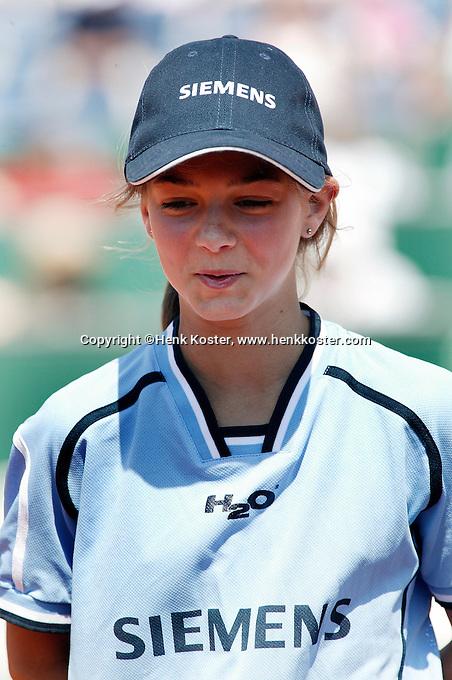 13-7-06,Scheveningen, Siemens Open, third round match, Lisa, ballgirl