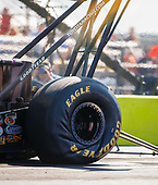 NHRA Mello Yello Drag Racing Series<br /> AAA Texas NHRA FallNationals<br /> Texas Motorplex<br /> Ennis, TX USA<br /> Saturday 14 October 2017 Doug Kalitta, Mac Tools, top fuel dragster<br /> <br /> World Copyright: Mark Rebilas<br /> Rebilas Photo