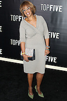 NEW YORK CITY, NY, USA - DECEMBER 03: Gayle King arrives at the New York Premiere Of 'Top Five' held at the Ziegfeld Theatre on December 3, 2014 in New York City, New York, United States. (Photo by Celebrity Monitor)
