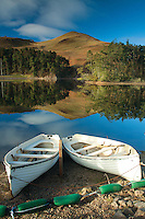 Glencorse Reservoir and Turnhouse Hill, The Pentland Hills Regional Park, Lothian