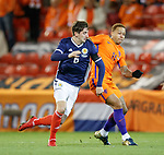 Kenny McLean and Memphis Depay