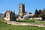United Kingdom, England, Worcestershire, Chipping Campden: St James Church | Grossbritannien, England, Worcestershire, Chipping Campden: St. James Kirche