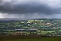 27/07/15<br /> <br /> Rain-laden clouds roll in over Tittesworth Reservoir  near Leek, in the Staffordshire Peak District.<br /> <br /> All Rights Reserved: F Stop Press Ltd. +44(0)1335 418629   www.fstoppress.com.
