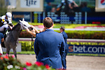 HALLANDALE BEACH, FL - MARCH 04:  Scenes from Gulfstream Park, at Gulfstream Park, Hallandale Beach, FL. (Photo by Arron Haggart/Eclipse Sportswire/Getty Images)