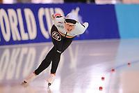 SPEEDSKATING: ERFURT: 19-01-2018, ISU World Cup, 1000m Ladies B Division, Jelena Peeters (BEL), photo: Martin de Jong