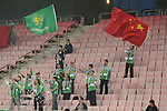 Ulsan Hyundai Horang-i vs Beijing Guoan during the 2009 AFC Champions League Group E match on April 07, 2009 at the Munsu Cup Stadium, Ulsan, South Korea. Photo by World Sport Group