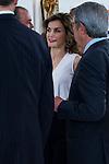 Queen Letizia during lunch commemorative twentieth anniversary of El Economista at Hotel VillaMagna in Madrid. June 08, 2016. (ALTERPHOTOS/BorjaB.Hojas)