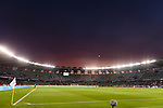 Zayed Sports City Stadium is seen during the AFC Asian Cup UAE 2019 Group F match between Oman (OMA) and Japan (JPN) on 13 January 2019 in Abu Dhabi, United Arab Emirates. Photo by Marcio Rodrigo Machado / Power Sport Images
