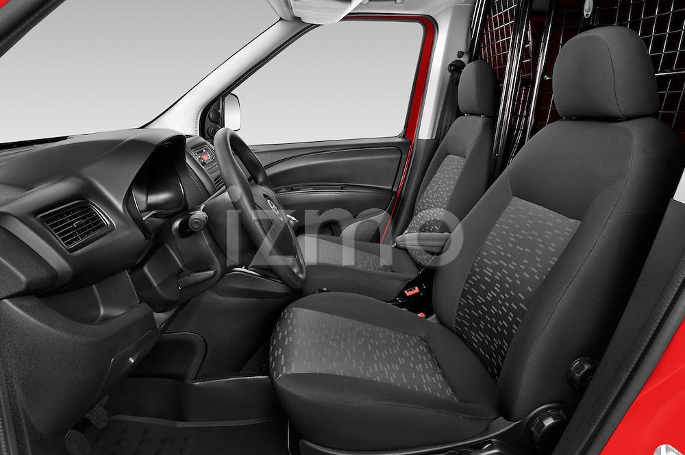 Front seat view of a 2015 Opel COMBO LiHI 4 Door Cargo Van 2WD Front Seat car photos