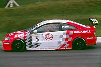 #5 Jason Plato (GBR). Vauxhall Motorsport. Vauxhall Astra Coupé.