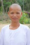 Woman Monk