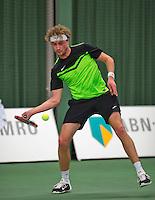 Januari 24, 2015, Rotterdam, ABNAMRO, Supermatch, Jori Meulenbeld<br /> Photo: Tennisimages/Henk Koster