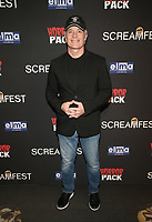 HOLLYWOOD, CA - OCTOBER 12: George Wolf, at the 21st Screamfest Opening Night Screening Of The Retaliators at Mann Chinese 6 Theatre in Hollywood, California on October 12, 2021. Credit: Faye Sadou/MediaPunch