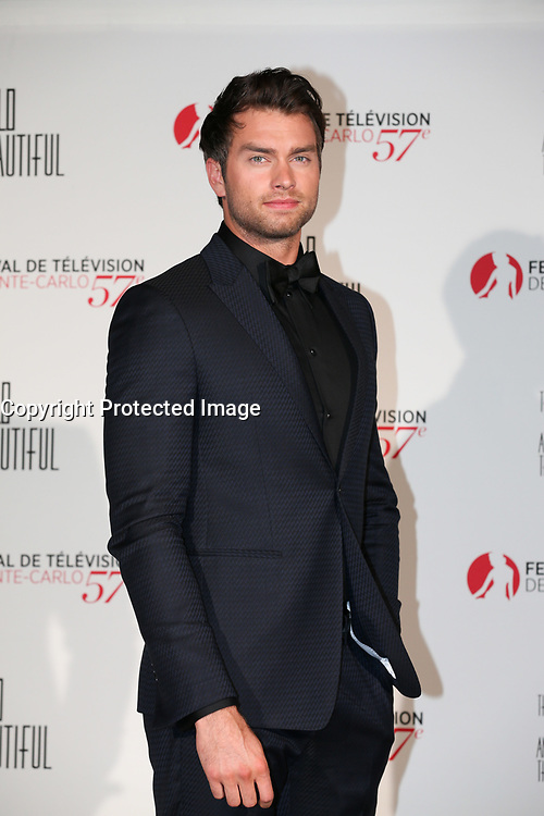 Monte-Carlo, Monaco, 18/06/2017 - 30th Anniversary of 'The Bold and the Beautiful' party Arrival Photocall at the Monte-Carlo Bay, Monaco, during the 57th Monte-Carlo Television Festival. Pierson Fode. # 30EME ANNIVERSAIRE DE 'AMOUR, GLOIRE ET BEAUTE'