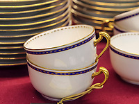 Geschirr, Troc Gebrauchtwaren: 83, Rue Hollerich , Luxemburg-City, Luxemburg, Europa<br />
