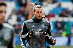 Real Madrid's Gareth Bale during La Liga match between Real Madrid and SD Eibar at Santiago Bernabeu Stadium in Madrid, Spain.April 06, 2019. (ALTERPHOTOS/A. Perez Meca)