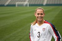 Christie Rampone, USWNT 2008.
