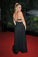 Aisleyne Horgan-Wallace at the PINK London 2021 annual charity fundraiser, Proud Embankment, 8 Victoria Embankment, on Wednesday 06th October 2021 in London, England, UK. <br /> CAP/CAN<br /> ©CAN/Capital Pictures