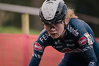 Puck Pieterse (NED/Alpecin-Fenix)<br /> <br /> Women's Race<br /> UCI Cyclocross World Cup Namur 2020 (BEL)<br /> <br /> ©kramon