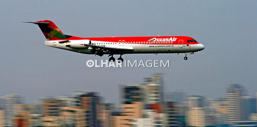 Transporte aéreo. SP. Foto de Flávio Bacellar.