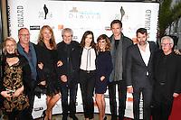 Le jury - 27e Festival du film Britannique de Dinard - France, 29/09/2016