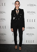 BEVERLY HILLS, CA, USA - OCTOBER 20: Emmy Rossum arrives at ELLE's 21st Annual Women In Hollywood held at the Four Seasons Hotel on October 20, 2014 in Beverly Hills, California, United States. (Photo by Celebrity Monitor)