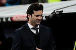 Real Madrid's coach Santiago Solari during Copa Del Rey match between Real Madrid and CD Leganes at Santiago Bernabeu Stadium in Madrid, Spain. January 09, 2019. (ALTERPHOTOS/A. Perez Meca)<br />  (ALTERPHOTOS/A. Perez Meca)