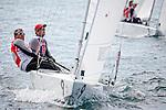 Bow n: 9, Skipper: George Szabo, Crew: Patrick Ducommun, Sail n: USA<br /> Bow n: 3, Skipper: Mateusz Kusznierewicz, Crew: Dominik Zycki, Sail n: POL