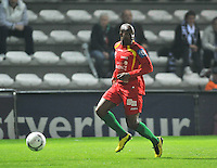 KV Oostende : Xavier Luissint.foto VDB / BART VANDENBROUCKE