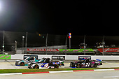 #4: Raphael Lessard, Kyle Busch Motorsports, Toyota Tundra Mobil 1 and #21: Zane Smith, GMS Racing, Chevrolet Silverado LaPaz/MRC